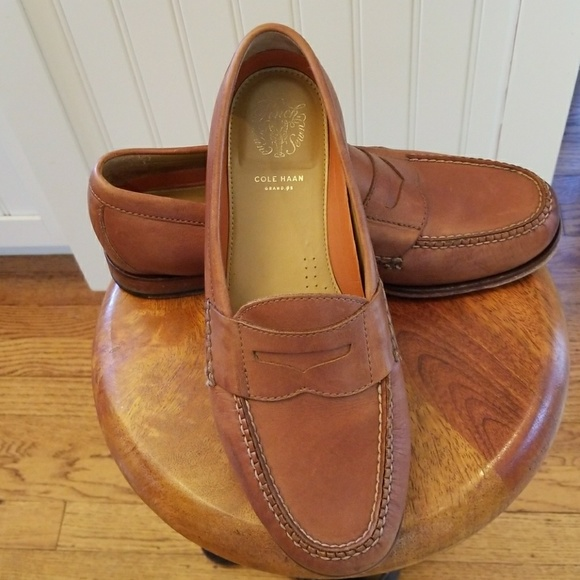 3122e8b2af4 Cole Haan Other - Cole Haan Pinch Grand Penny Loafers